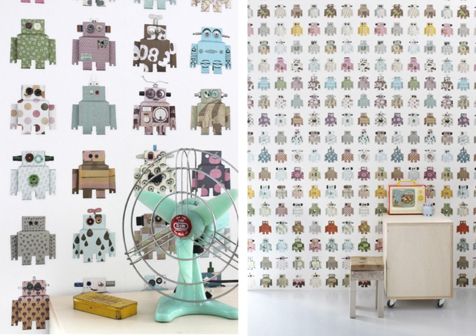 Chic Deco Papeles Decorativos Para Paredes Piensa En Chic ~ Papeles Decorativos Para Paredes