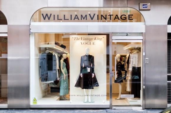 william vintage london