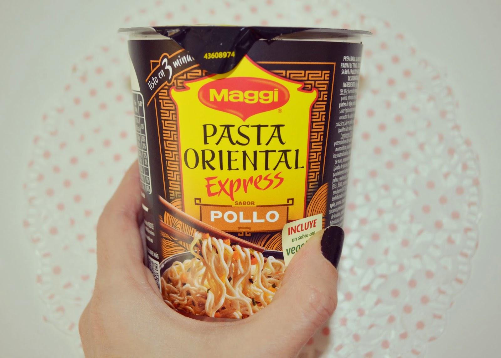 Disfrutabox enero 2015 piensa en chic for Ideas para cocinar pasta