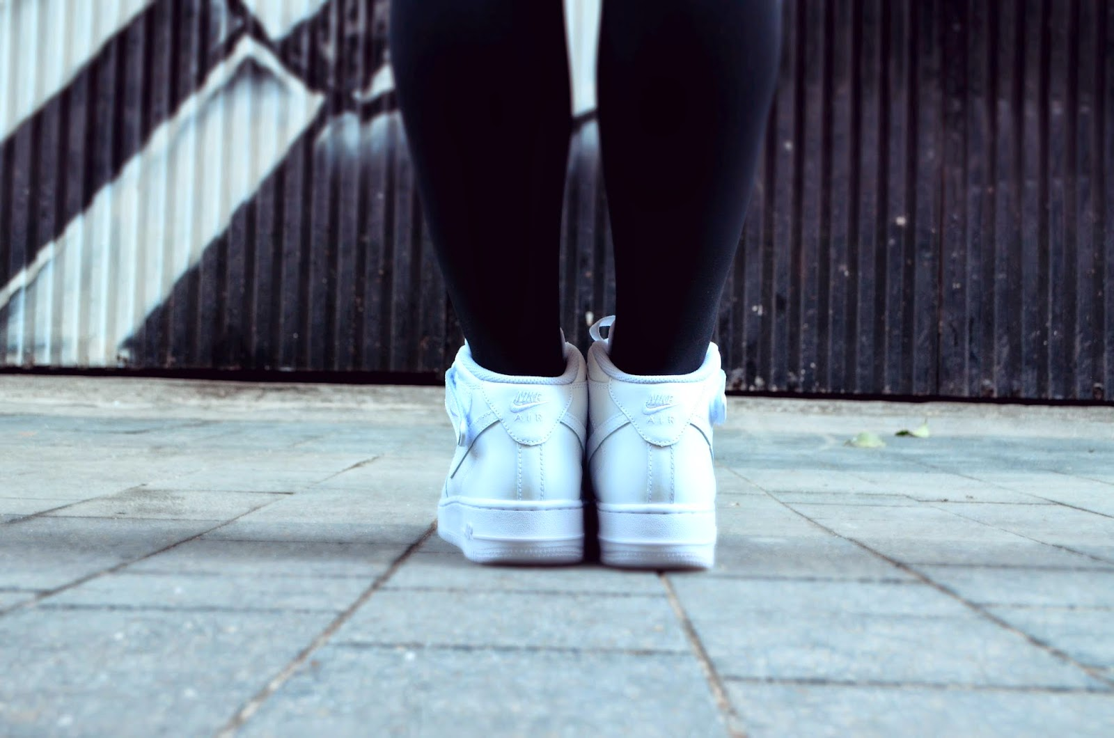 Nike Air Force 1 Moda