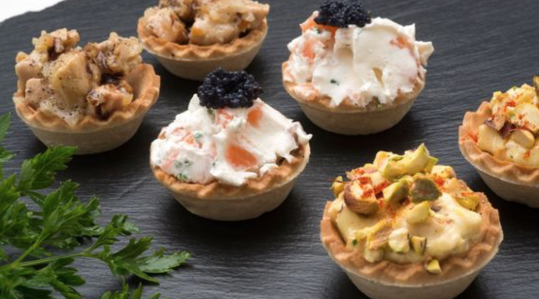 Tartaletas Variadas Aperitivos Faciles Para Navidad Blog De