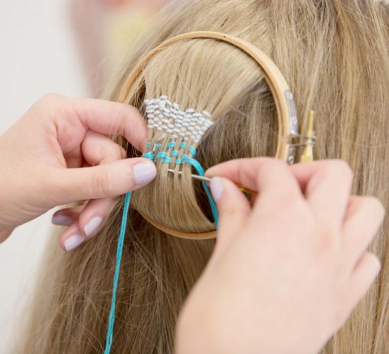 De última generación peinados boho chic Imagen de cortes de pelo estilo - DIY-hair-tapestry-punto-peinados-boho-chic-festival-looks ...