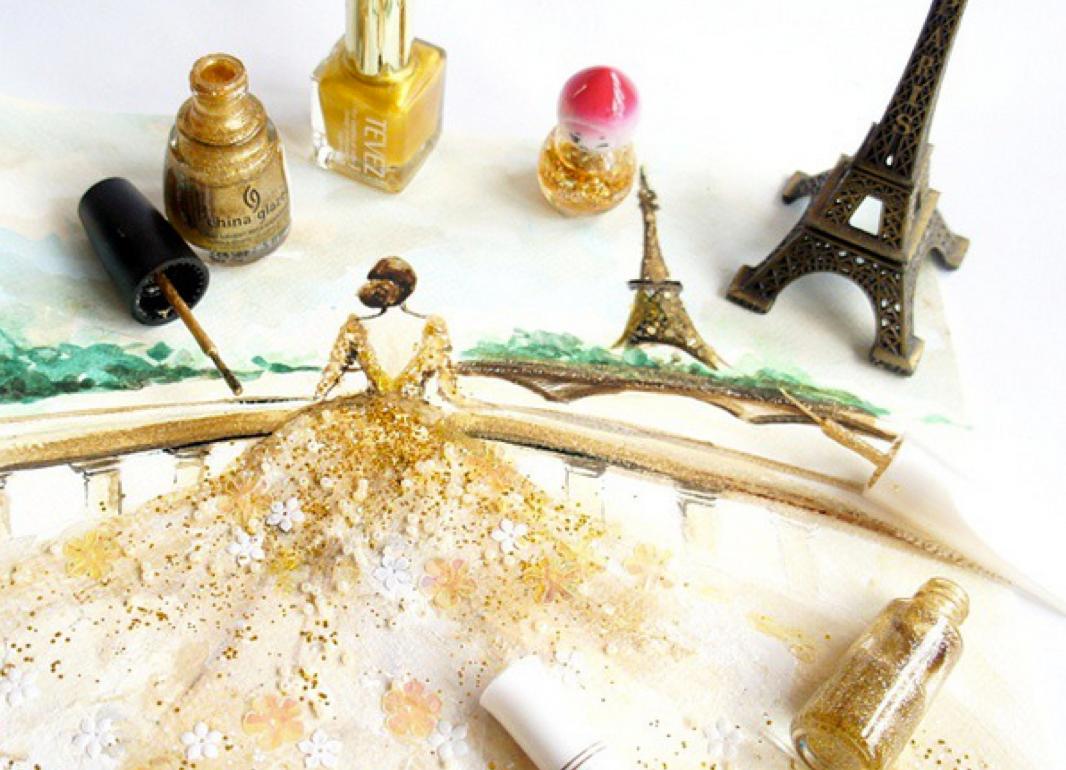 clayrene-chan-torre-eiffel-fashion-ilustraciones-de-moda-con-esmaltes-de-un%cc%83as-nailpolish-illustrations-piensaenchic-piensa-en-chic