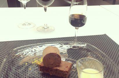 Postre-con-chocolate-y-trufa-hilton-madrid-airport-semana-gastronomica-foodie-ChicAdicta-blog-de-moda-Chic-Adicta-PiensaenChic-Piensa-en-Chic